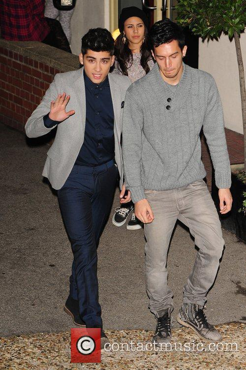 Zayn Malik of One Direction leaving X Factor...