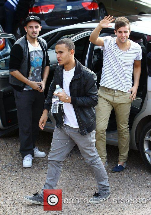 'X Factor' finalist Charlie Healy, Ashley Baptiste and...