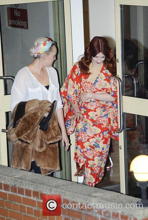 Florence Welch and The X Factor 4