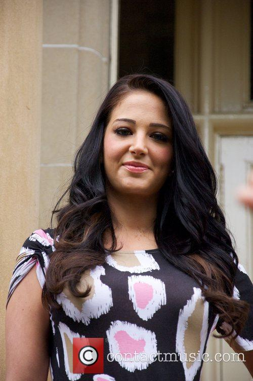 Tulisa Contostavlos and The X Factor 3