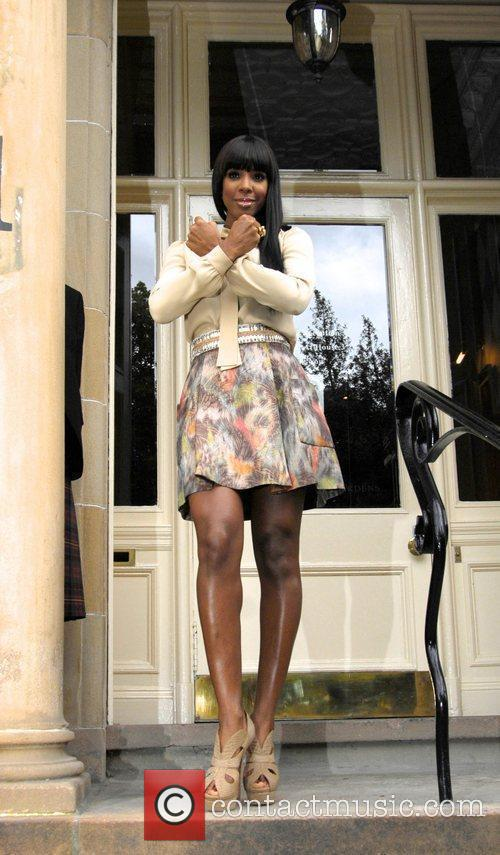Kelly Rowland and The X Factor 14