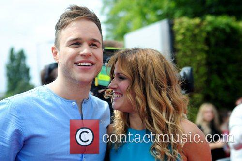 Olly Murs and Caroline Flack 6