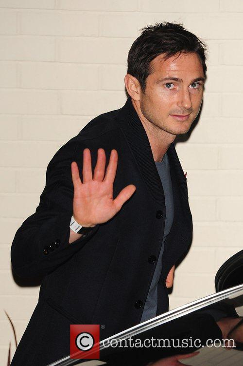 Frank Lampard and The X Factor