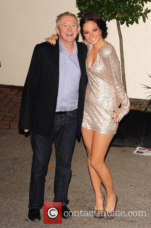 Louis Walsh, Tulisa Contostavlos and The X Factor 2