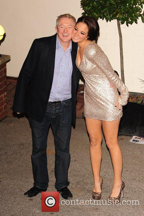 Louis Walsh, Tulisa Contostavlos and The X Factor 1