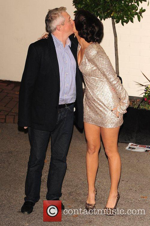 Louis Walsh, Tulisa Contostavlos and The X Factor 3