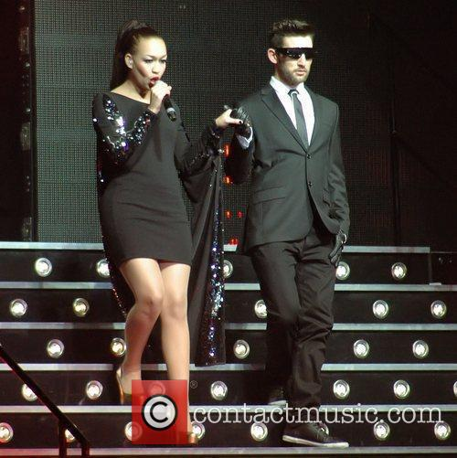 Rebecca Ferguson 'The X Factor' live tour at...