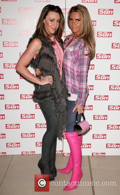 Michelle Heaton and Katie Price 3