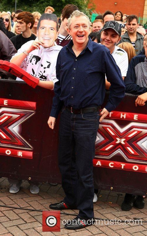 The X Factor auditions in Manchester