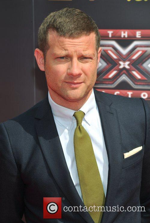 The X Factor - press launch held at...
