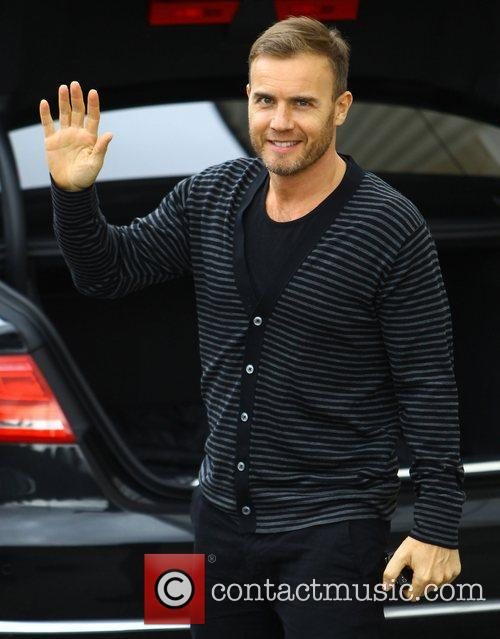 Gary Barlow and The X Factor 5