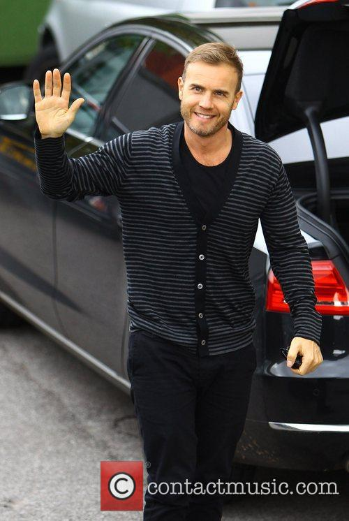 Gary Barlow and The X Factor 11