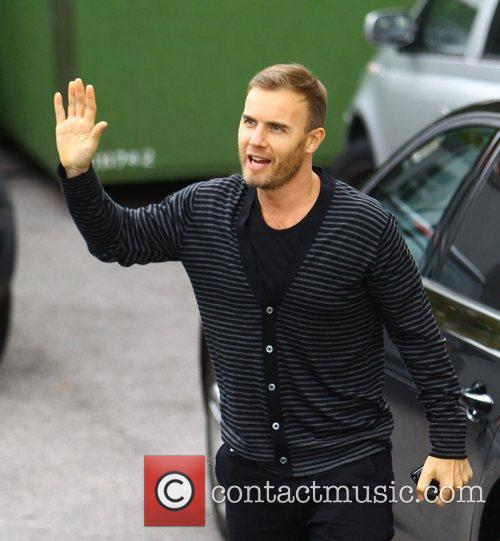 Gary Barlow and The X Factor 4