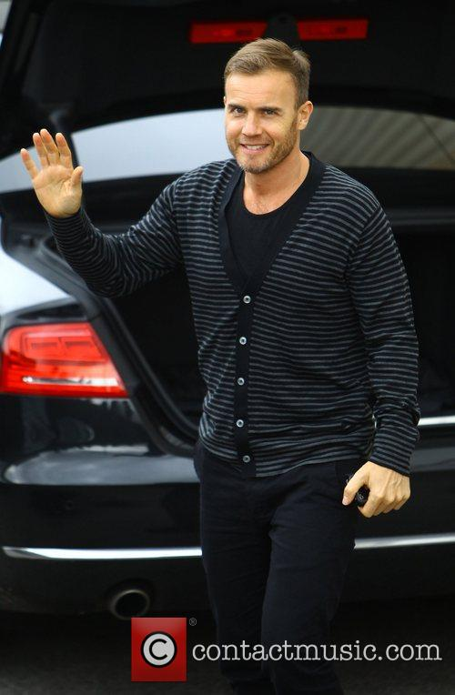 Gary Barlow and The X Factor 9