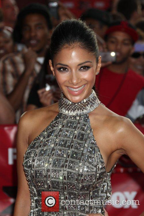 Nicole Scherzinger and Arclight Theater 1