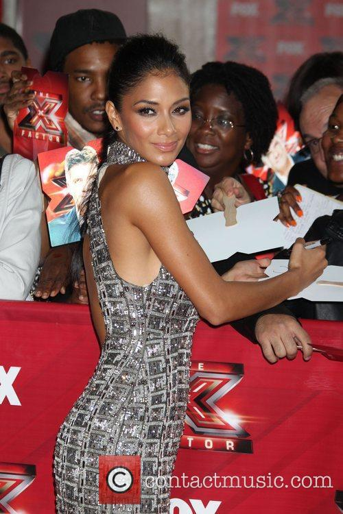 Nicole Scherzinger and Arclight Theater 14