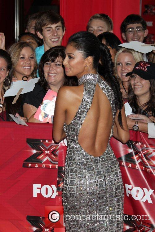 Nicole Scherzinger and Arclight Theater 7