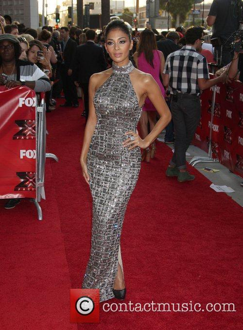 Nicole Scherzinger and Arclight Theater 2