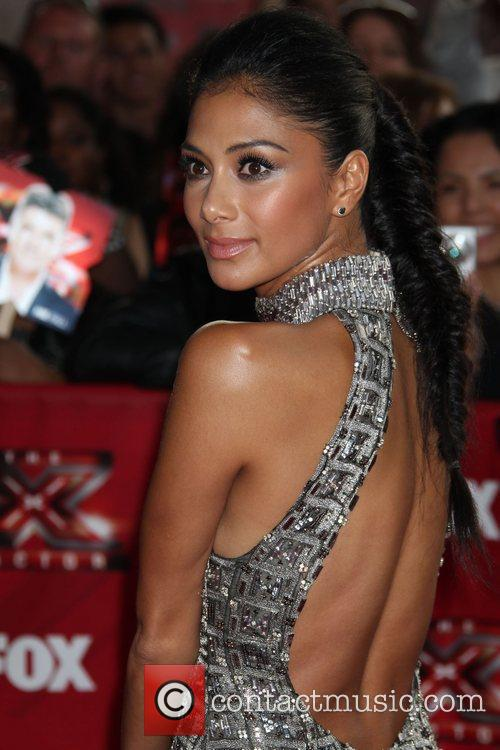 Nicole Scherzinger and Arclight Theater 8