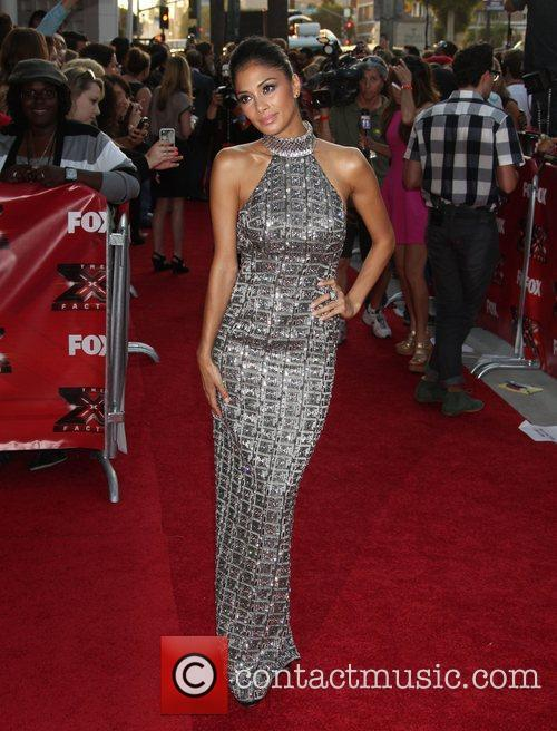 Nicole Scherzinger and Arclight Theater 11