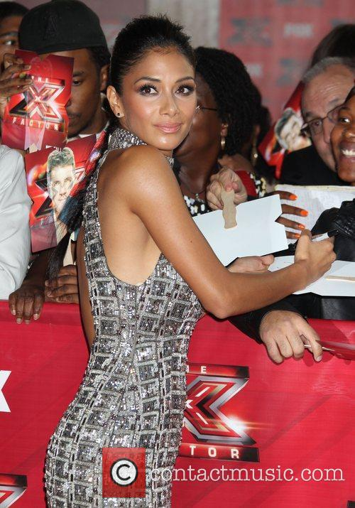 Nicole Scherzinger and Arclight Theater 9