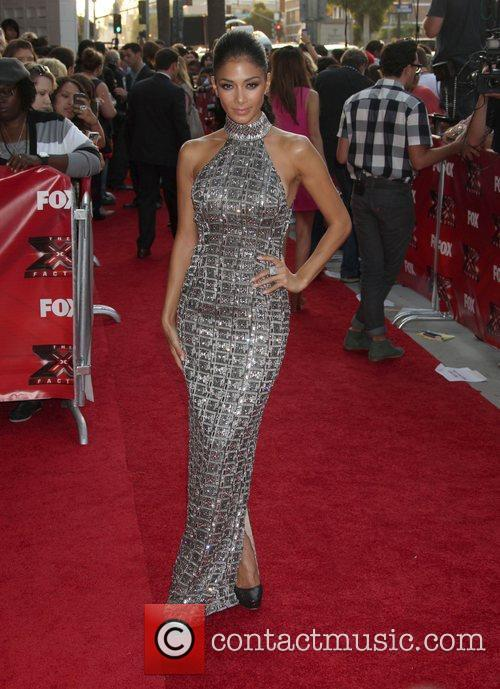 Nicole Scherzinger and Arclight Theater 15