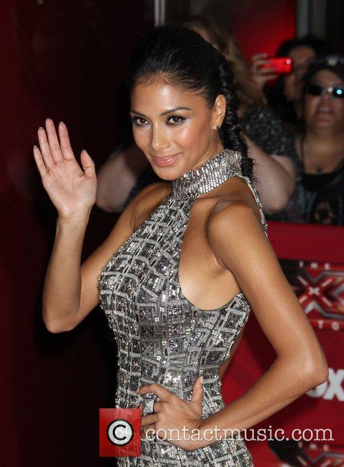 Nicole Scherzinger and Arclight Theater 20