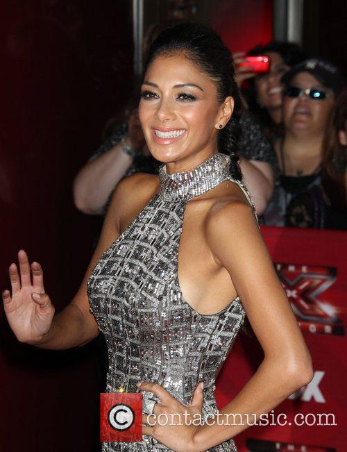 Nicole Scherzinger and Arclight Theater 12