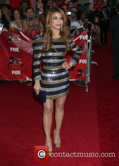 Paula Abdul and Arclight Theater 6