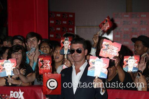 Simon Cowell and Arclight Theater 3