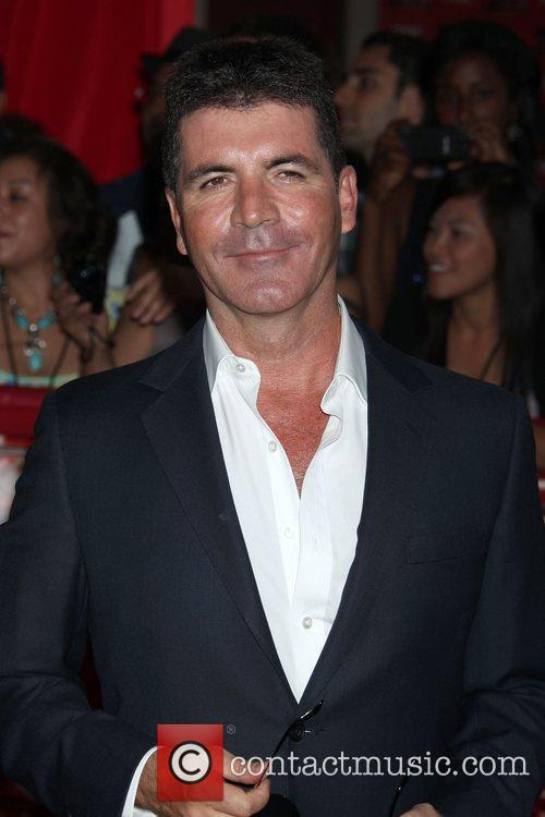 Simon Cowell and Arclight Theater 9