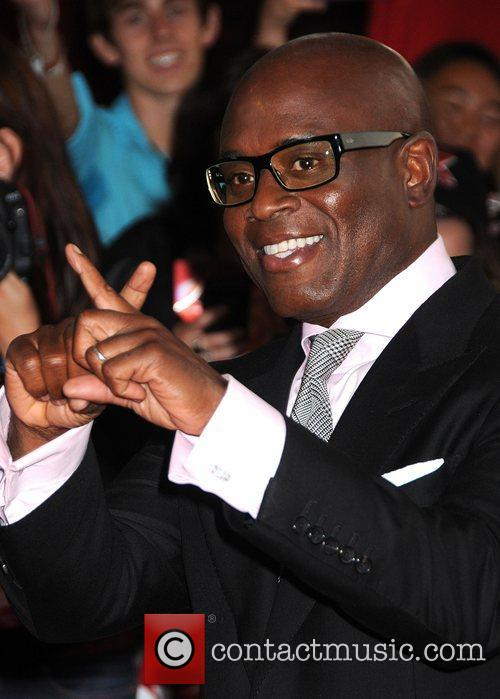 'The X-Factor' premiere screening held at ArcLight Theater...