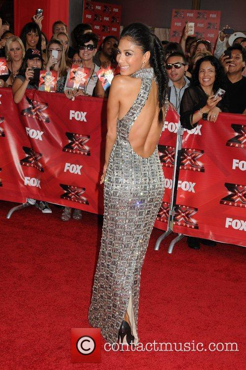 Nicole Scherzinger and Arclight Theater 26