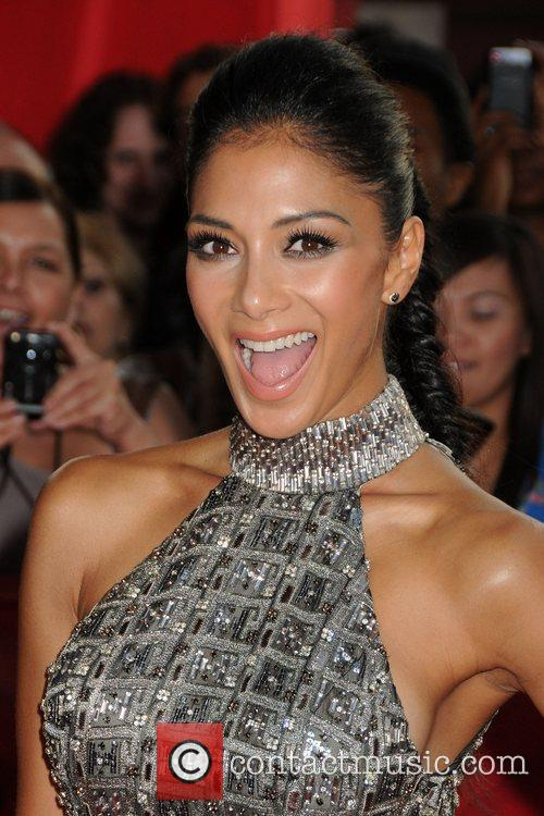 Nicole Scherzinger and Arclight Theater 30