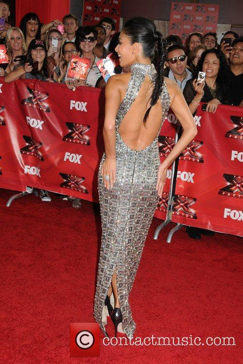 Nicole Scherzinger and Arclight Theater 22