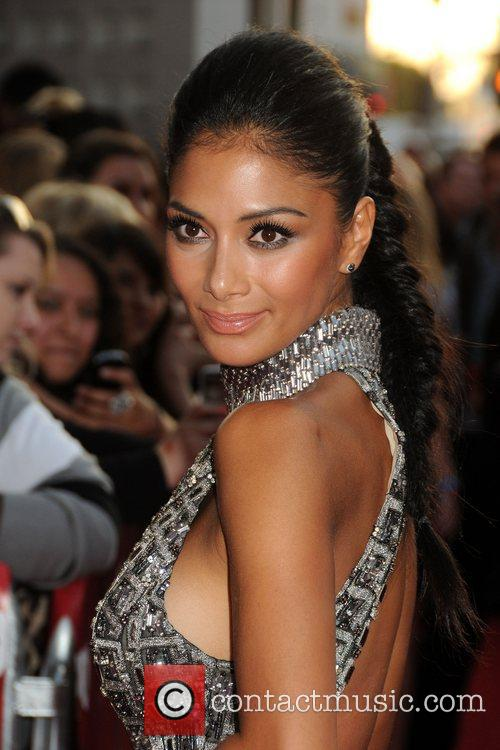 Nicole Scherzinger and Arclight Theater 29