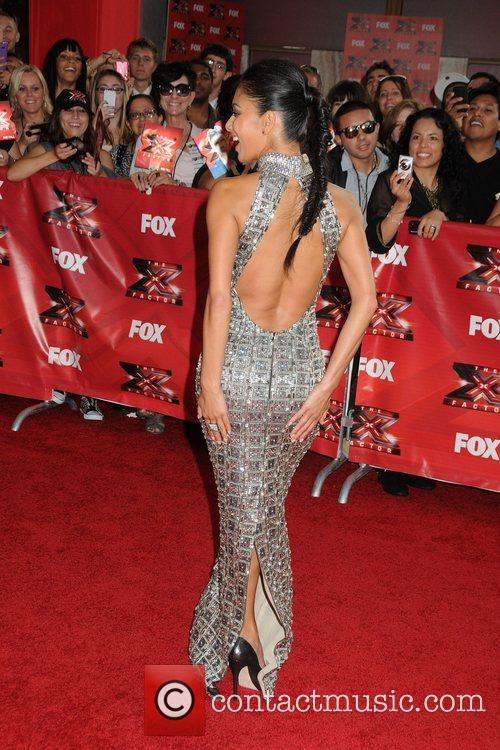 Nicole Scherzinger and Arclight Theater 23