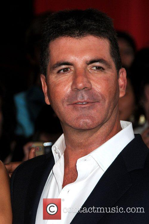 Simon Cowell and Arclight Theater 1