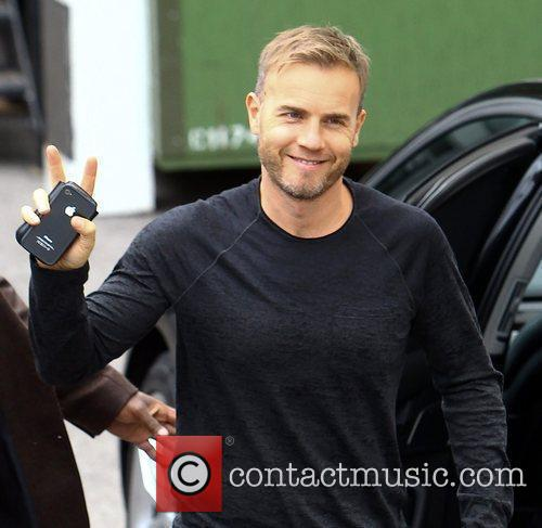 Gary Barlow and X Factor 5