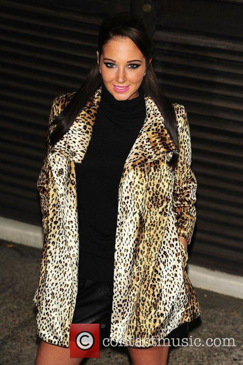 Tulisa Contostavlos, The X Factor and X Factor 2