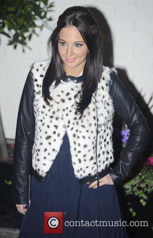 Tulisa Contostavlos and The X Factor 9