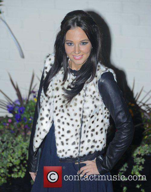 Tulisa Contostavlos and The X Factor 6