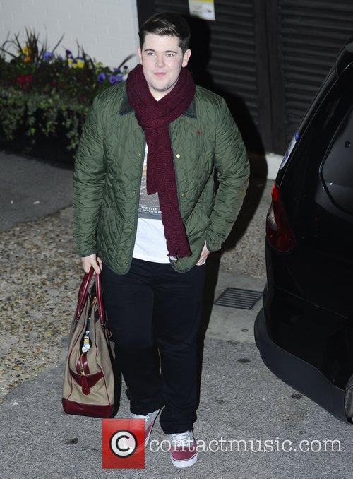 'The X Factor' judges, finalists and guests depart...
