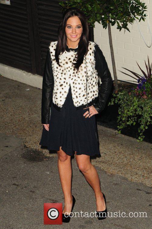 Tulisa Contostavlos, The X Factor
