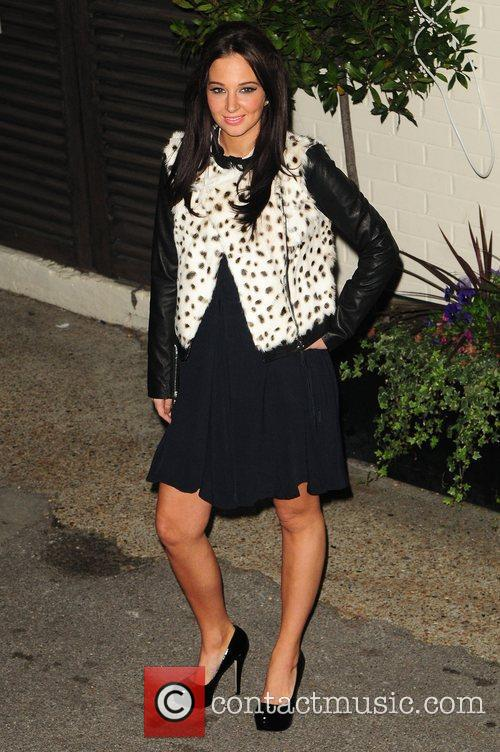Tulisa Contostavlos and The X Factor 2