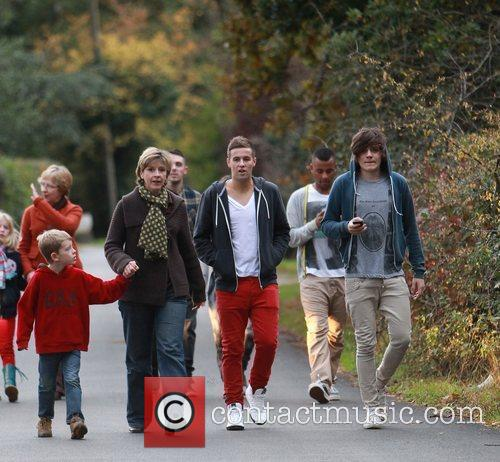 Ashford Campbell, Andrew Merry, Charlie Healy, Frankie Cocozza...