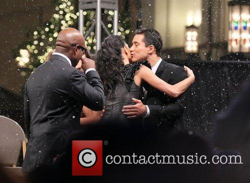 Nicole Scherzinger, Mario Lopez and The X Factor 2