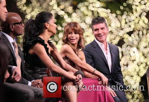 Nicole Scherzinger, Paula Abdul, Simon Cowell and The X Factor 11
