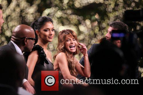 Nicole Scherzinger, Paula Abdul, Simon Cowell and The X Factor 10