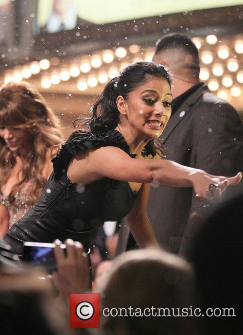 Nicole Scherzinger and The X Factor 5